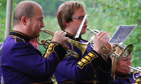 Brighouse and Raistrick band