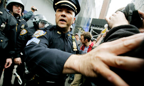 NYPD facing court challenge over controversial stop-and-frisk tactics
