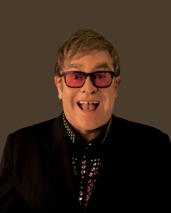 Elton John father figu...