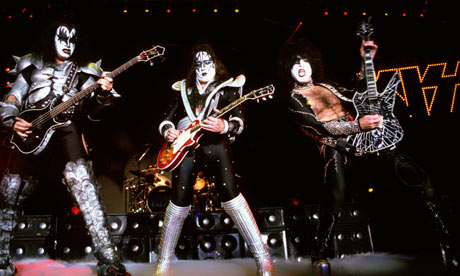 American Band Kiss Set To Produce Range Of Family Guy Merchandise - Family guy s consistent success with its demographic makes this match