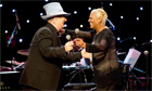 Boy George and Dionne Warwick/World Hunger Day concert