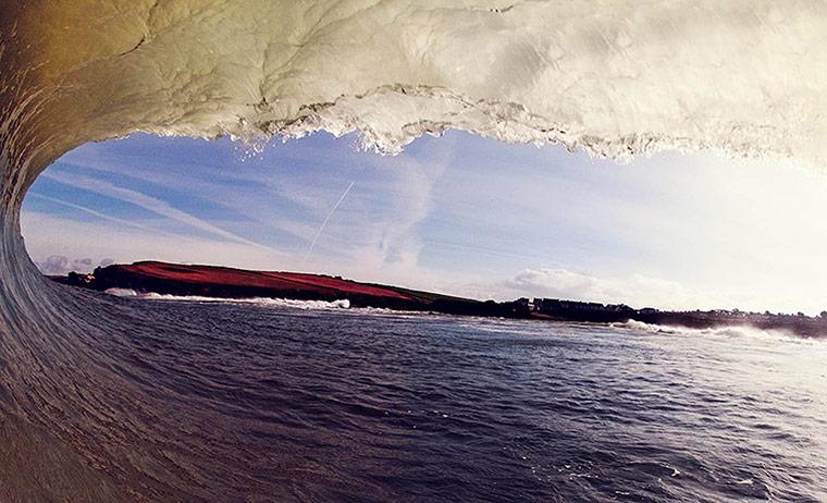 BT May: Sea view