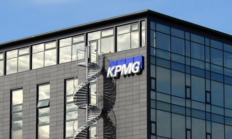 KPMG on building