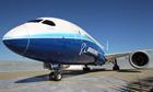 A 787 Dreamliner