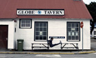 Falklands Olympic ad still shows hockey player Fernando Zylberberg exercising outside Globe Tavern