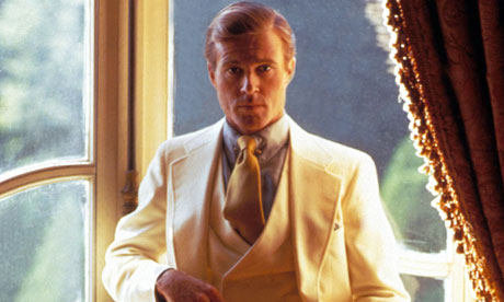 Robert Redford Great Gatsby Men's fashion: is the gatsby