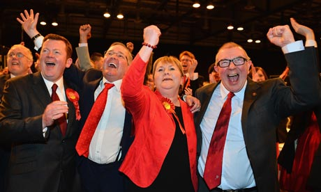 Johann Lamont Scottish Labour
