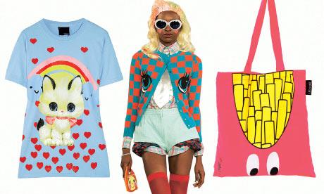 Happy fashion