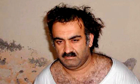Khalid Sheikh Mohammed is accused of orchestrating the 9/11 attacks