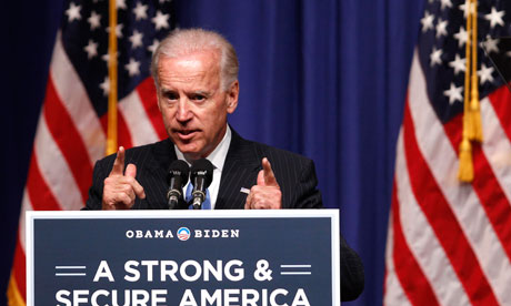 Joe Biden speaks at NYU