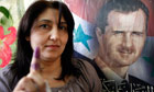 Syrian parliamentary election begin amid heavy security