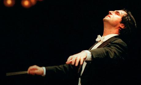 Riccardo Muti, musician director of the