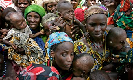 Niger mothers