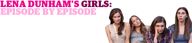Girls HBO banner