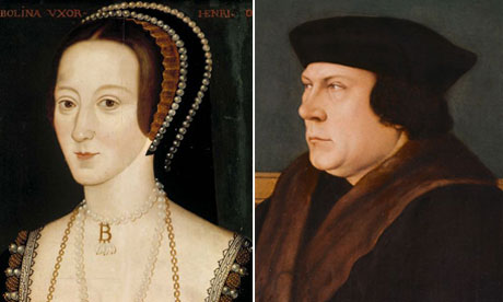 Anne Boleyn and Thomas Cromwell