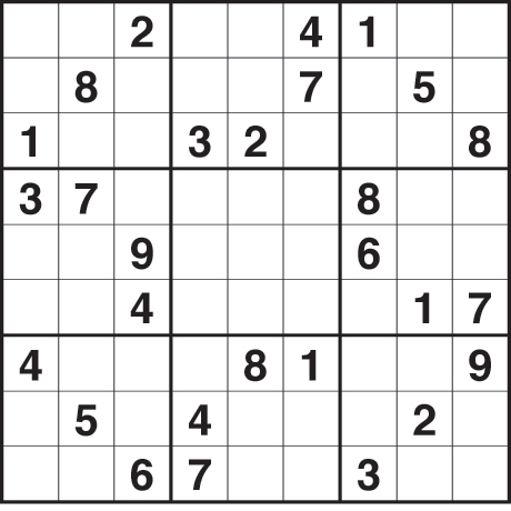 Sudoku Easy on Sudoku 2 186 Easy   Life And Style   The Guardian