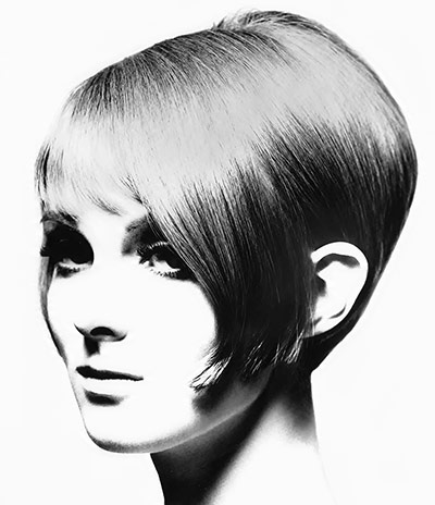 Vidal Sassoon: Graduated bob