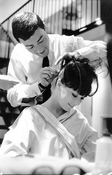 Vidal Sassoon: Beth Rogan