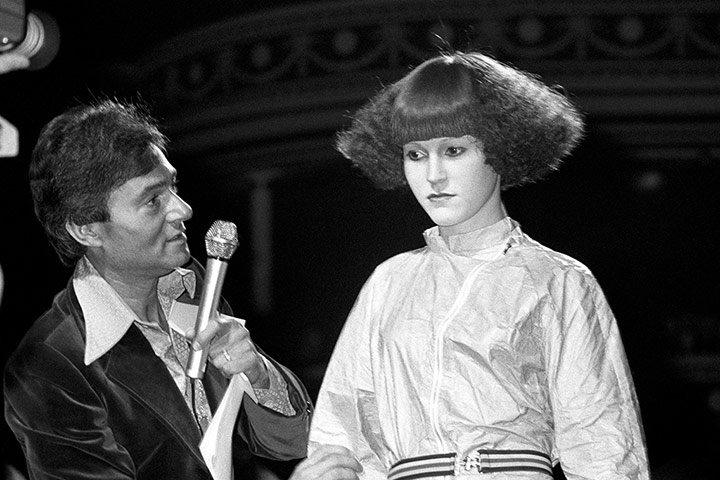 Vidal Sassoon: Albert Hall