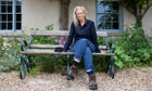 Annie Leibovitz photographed at Charleston House, Lewes, West Sussex, UK