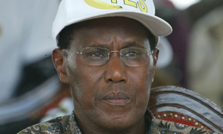 George Saitoti, Kenya's internal security minister and a leading voice against al-Shabaab, has been killed in a helicopter crash.
