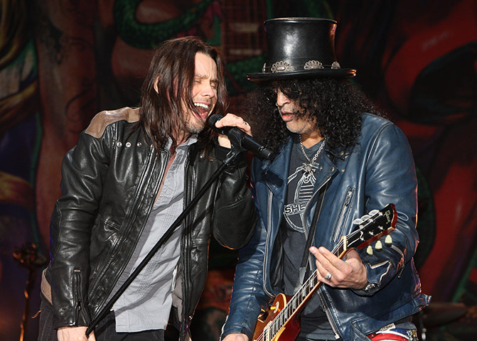 Download Festival: Myles Kennedy and Slash