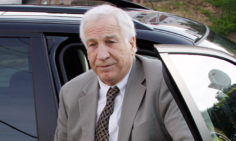 Sandusky was 'serial predator', court hears on first day of sex ...