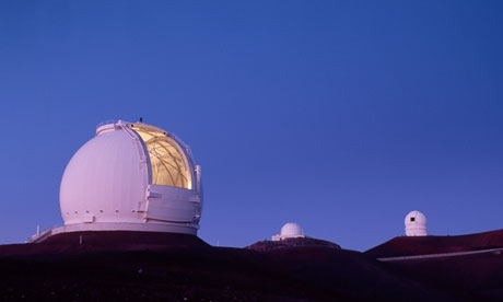 Hawaii observatory