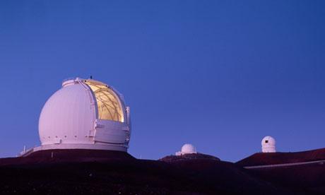 Hawaii observatory