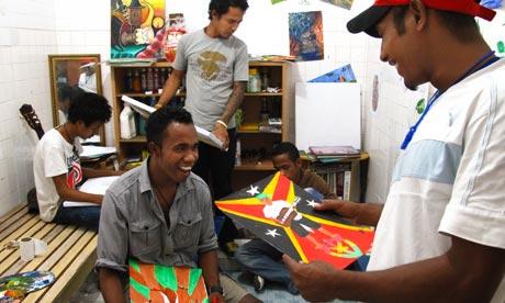 Timor-Leste gang story