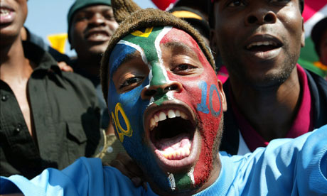 SOUTH AFRICA SOCCER WORLD CUP 2010 HOST