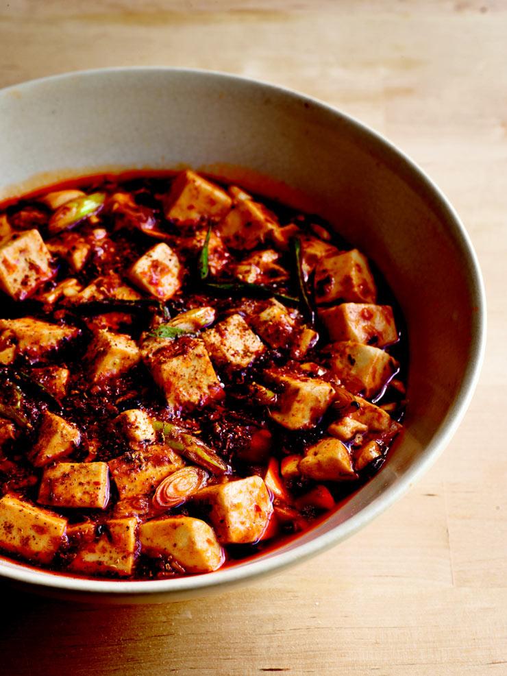 tofu vegetarian mapo tofu 1 jpg ma po tofu vegetarian vegan mapo tofu ...