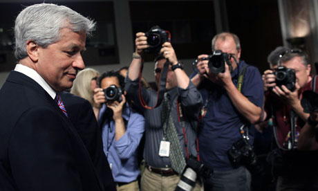 Jamie Dimon Testifies