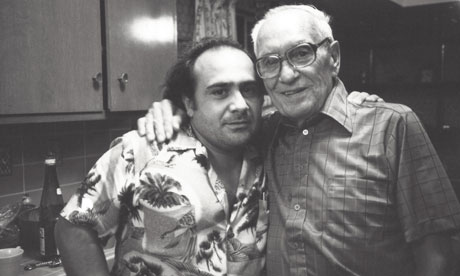 Photo of Danny DeVito & his  Father  Daniel DeVito Sr.
