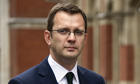 Andy Coulson told Leveson he had unsupervised access to top-secret files while No 10 press chief