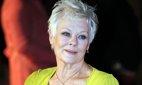 Judi Dench, who is set to join Michael Grandage's new West End venture ...