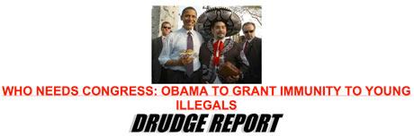 Drudge on Obama order