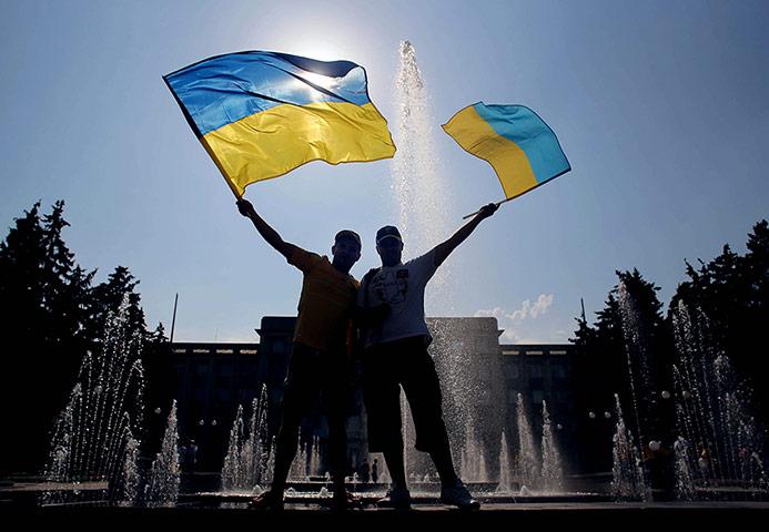 ���������� ����������� EURO2012 ���������� '' France V.s Ukraine