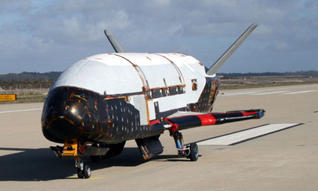 air force secret shuttle
