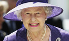 The Queen at the Epsom Derby in 2006