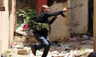 Lebanese gunman