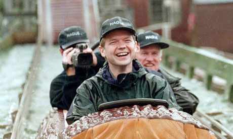 William Hague, 1997