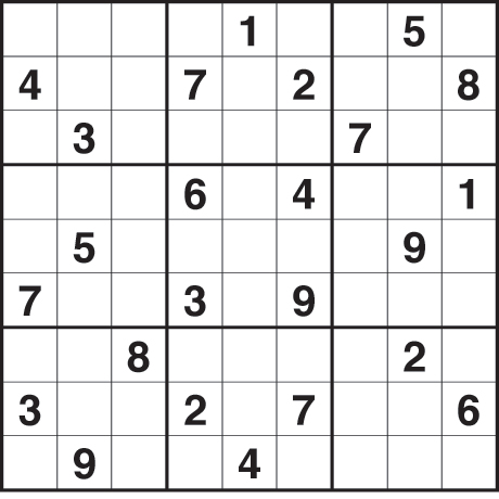 Sudoku 2225 hard
