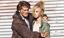 Emile Hirsch and Juno Temple in Killer Joe