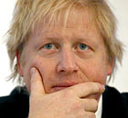 Mayor of London Boris Johnson attends th