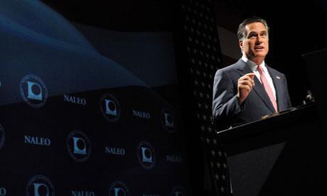 Mitt Romney florida