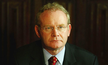 Sinn Fein's Martin McGuinness To Meet Queen Elizabeth II
