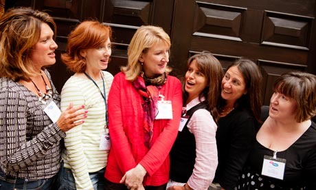Bloggers at the BritMumsLive event in London