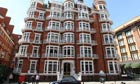 Ecuador's embassy in London