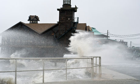 Tropical storm Debby causes widespread flooding and blocks ...